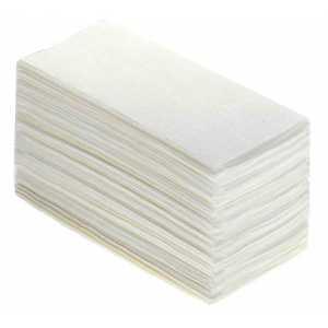 Бумага туалетная листовая, 2 слоя, 300шт