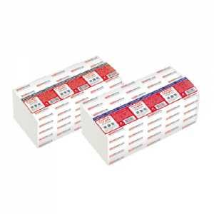 Полотенца бумажные PRO service Premium, 2 слоя 160шт.