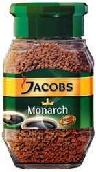 Кава Jacobs Monarch розчинна 100г