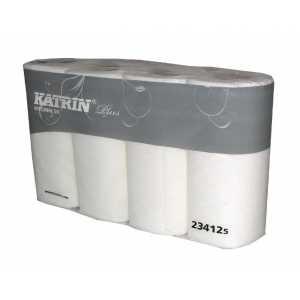 Полотенца бумажные Katrin Classic, 2 слоя 4шт.