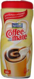 Вершки сухі Nescafe Coffee-mate 400г
