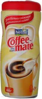 Сливки сухие Nescafe Coffee-mate 400г