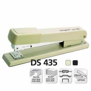 Степлер Kangaro DS-435, асорти