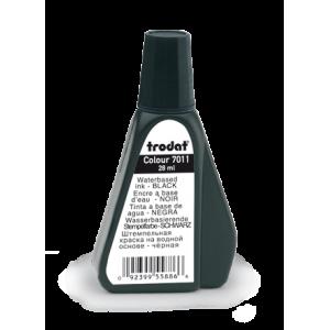 Штемпельная краска Trodat 7011 28мл, черная