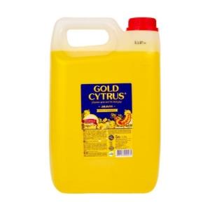 Средство для мытья посуды LEMON GOLD CYTRUS 5л