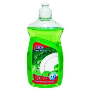 Средство для мытья посуды Чистюня 500мл Яблоко