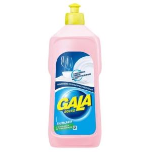 Засіб для миття посуду GALA Бальзам Ніжні ручки 500мл