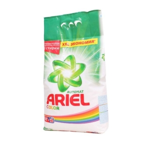 Стиральный порошок ARIEL 6кг автомат Color