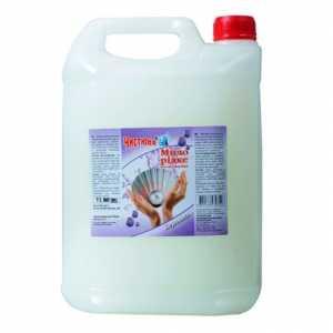 Мыло жидкое Чистюня 5л жемчужина