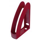 Лоток вертикальный Радуга с передней стенкой, красный