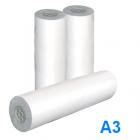 Рулон для плоттера  А3, 297мм х 50м,  плотность 80 г/м2