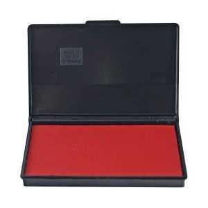 Штемпельная подушка Trodat 9х5см, красная