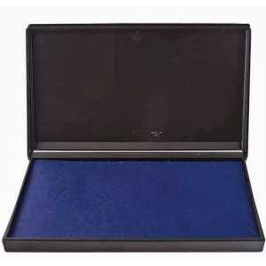 Штемпельная подушка Trodat 16х9см, синяя