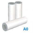 Рулон для плоттера  А0, 841мм х 50м,  плотность 80 г/м2