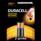 Елемент живлення Duracell LR03 (ААА), 1 шт.