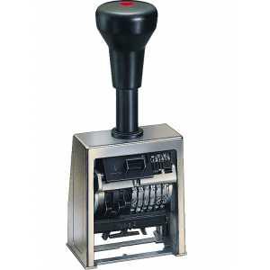 Нумератор REINER B6 6-ти разрядный, шрифт 5,5мм