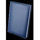 Ежедневник недатированный 150х205мм 288л., синий