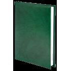 Ежедневник недатированный 150х205мм 288л., зеленый