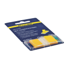 Закладки пластиковые с клейким слоем в диспенсере BuroMax (50 шт.) (BM.2309-08)