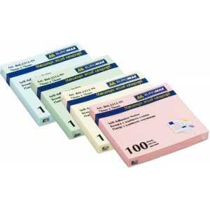 Блок бумаги для записей с клейким слоем 76х76мм (BM.2312-99)