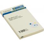 Блок бумаги для записей с клейким слоем 76х127мм (BM.2314-01)