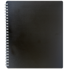 Тетрадь Classic B5 80 листов, черный