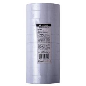 Ценник 16 * 23мм, 600шт, вертикальый, белый
