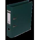 Регистратор двухсторонний Buromax А4/70мм темно-зеленый
