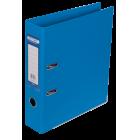 Регистратор двухсторонний Buromax А4/70мм светло-синий
