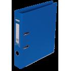 Регистратор двухсторонний Buromax А4/70мм синий
