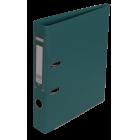 Регистратор двухсторонний Buromax А4/50мм темно-зеленый