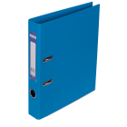 Регистратор двухсторонний Buromax А4/50мм светло-синий