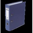 Регистратор односторонний Buromax А4/70мм темно-синий