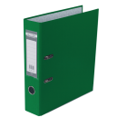 Регистратор односторонний Buromax А4/70мм зеленый