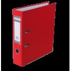 Регистратор односторонний Buromax А4/70мм красный