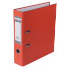Регистратор односторонний Buromax А4/70мм оранжевый