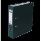 Регистратор односторонний Buromax А4/70мм темно-зеленый