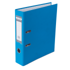 Регистратор односторонний Buromax А4/70мм светло-синий