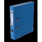 Регистратор односторонний Buromax А4/50мм синий