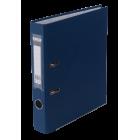 Регистратор односторонний Buromax А4/50мм темно-синий