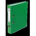 Регистратор односторонний Buromax А4/50мм зеленый