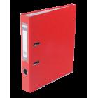 Регистратор односторонний Buromax А4/50мм красный