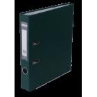 Регистратор односторонний Buromax А4/50мм темно-зеленый