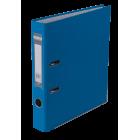 Регистратор односторонний Buromax А4/50мм светло-синий