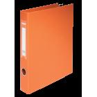 Регистратор с кольцевым механизмом A4/2D/30, оранжевый