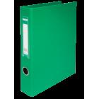Регистратор с кольцевым механизмом A4/4D/30, зеленый