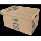 Короб для архівних боксів BUROMAX крафт