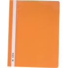 Скоросшиватель пластиковый  Buromax A4, оранжевый