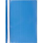 Скоросшиватель пластиковый Buromax A5, синий