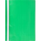 Скоросшиватель пластиковый Buromax A5, зеленый